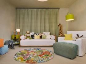 The idea of children's room design
