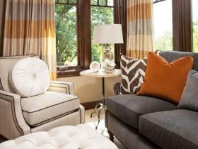 Квартира з елементами стилю сафарі
