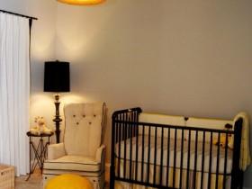 Safari style in design a child's room