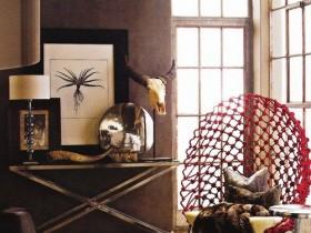 Личный кабинет с элементами сафари