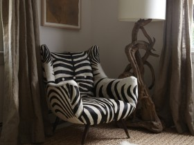 Кресло дизайна сафари