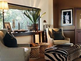 House in Safari style
