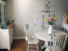 Room design style shabby chic
