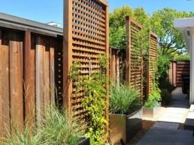 Шпалеры садовая з дрэва