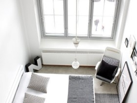 Bedroom Scandinavian style