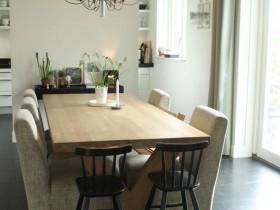 Dining room Scandinavian style