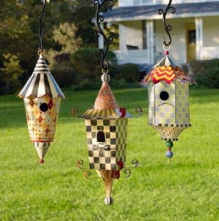 Скворечники для птиц оригинальные
