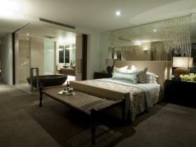 Hammom bilan quyuq bedroom