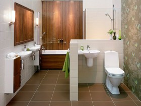 Small bathroom, bathroom