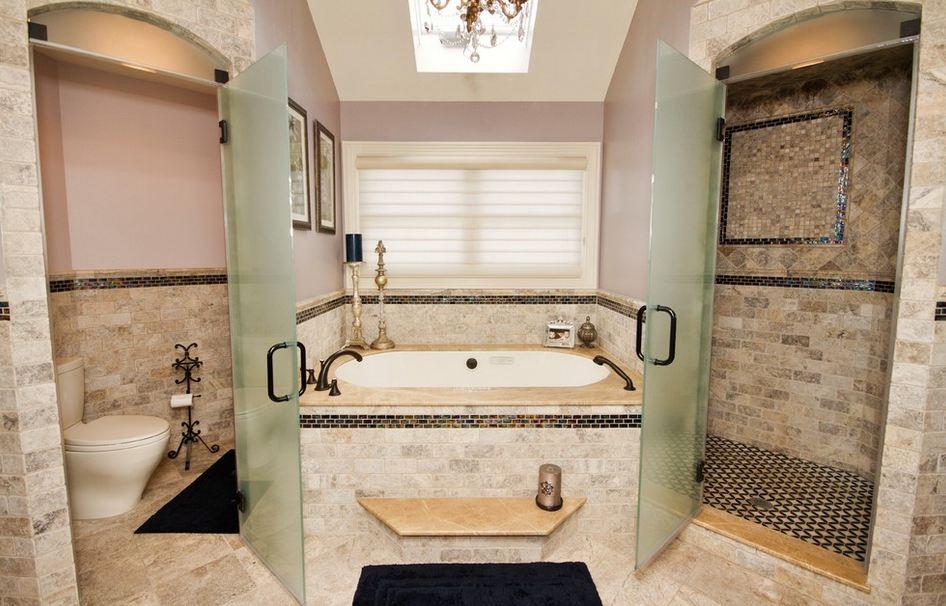 Совмещенная ванна