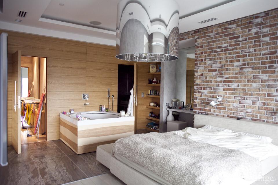 Совмещенные ванные комнаты