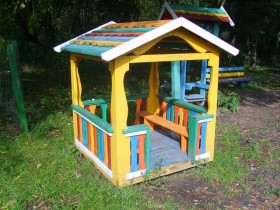 Children's gazebo