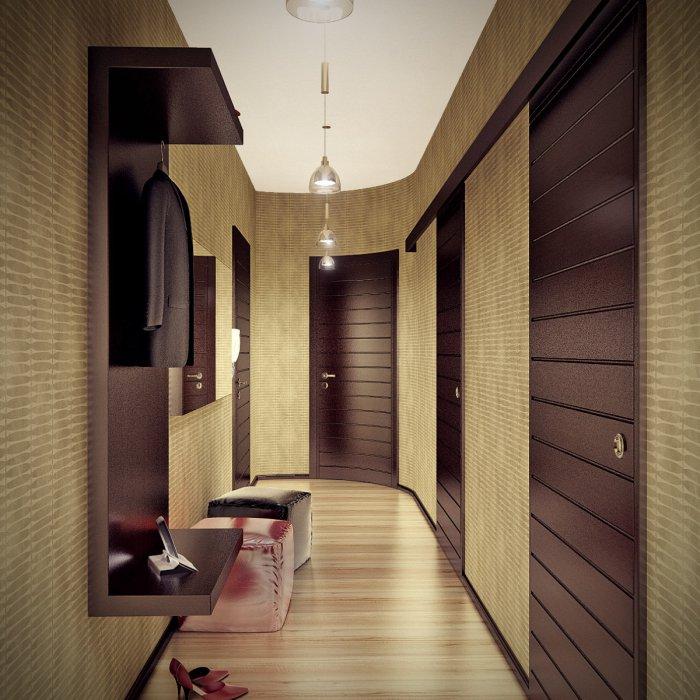 Дизайн однокомнатной квартиры 35 квм фото