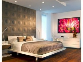 Interior modern bedrooms for girls