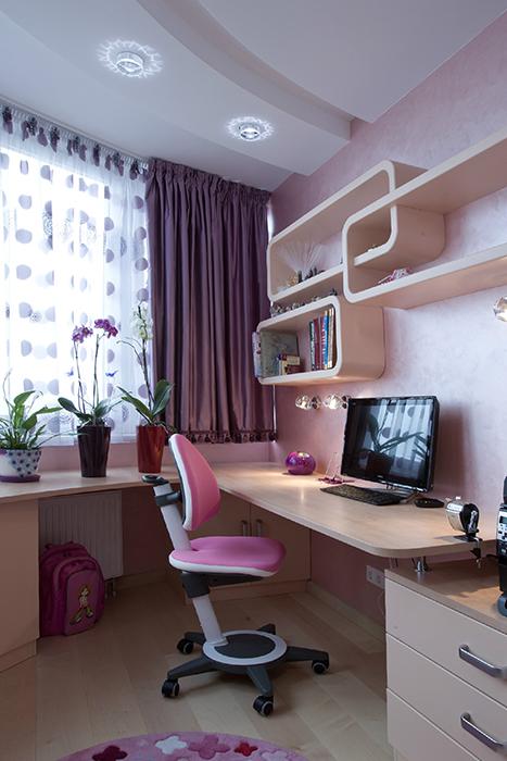 детская комната в стиле хай тек фото