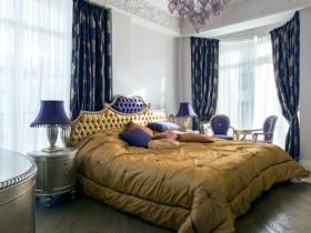Роскошный интерьер спальни