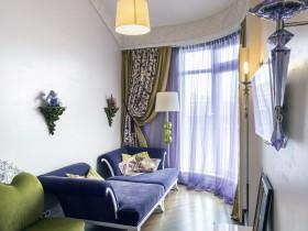 Интерьер комнаты в роскошном коттедже
