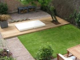 Сучасний садовий стиль