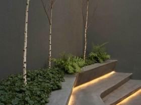Idea for a modern garden