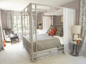Bedroom grey nur bitli