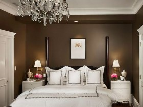 The idea of design dark bedrooms