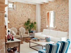 Living in a traditional Mediterranean style