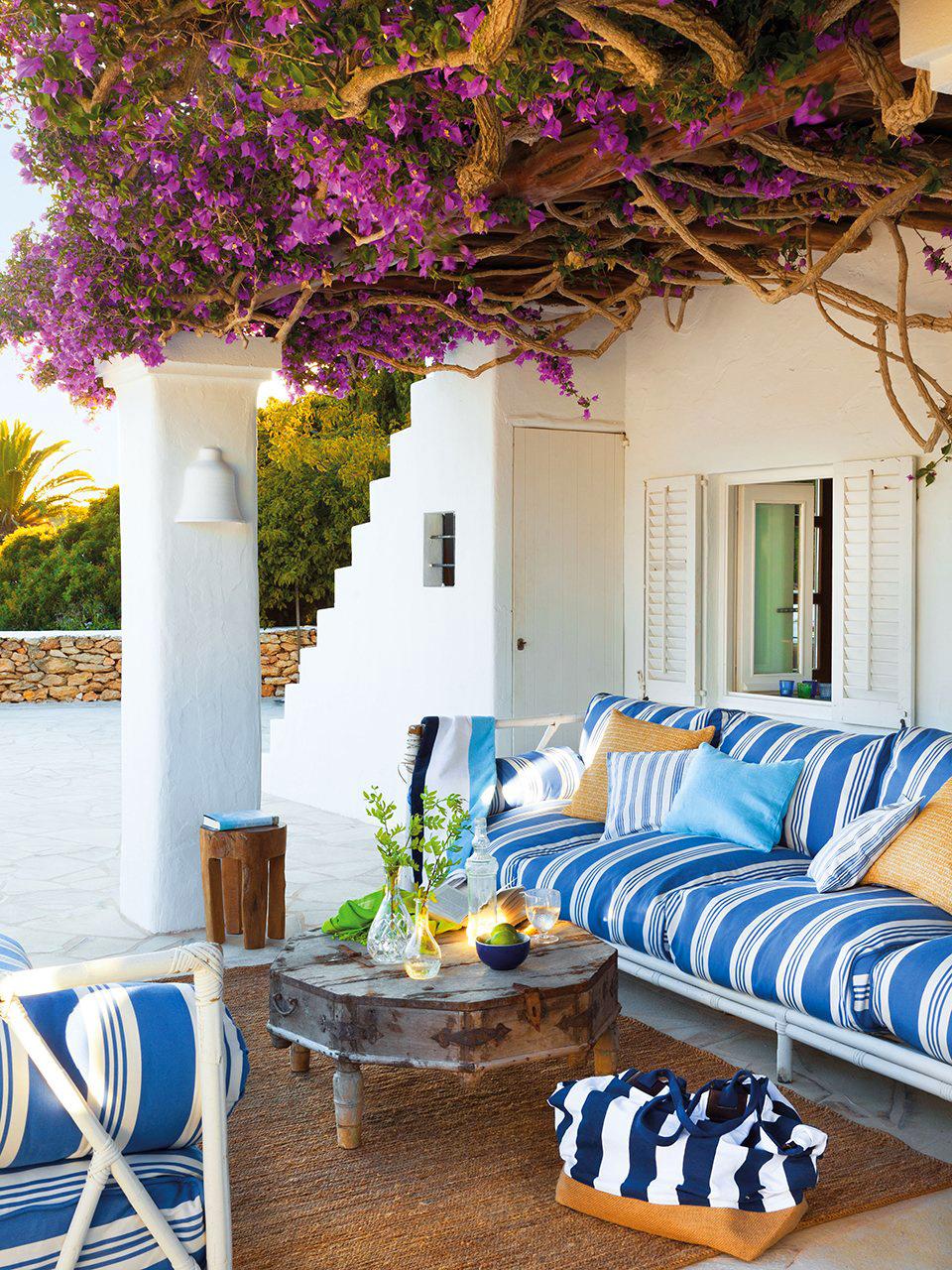 Средиземноморский стиль в интерьере: фото и основные черты.