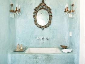Sink Mediterranean style