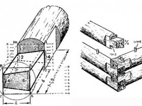 Ligation of the logs in the leg