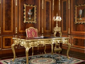 Personal Cabinet in the style of classicism
