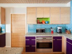 Stylish kitchen kitsch