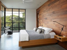 "Modern style bedrooms ""under the tree"""