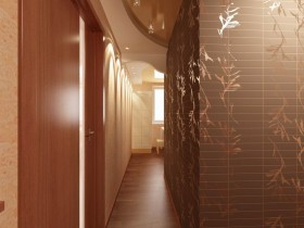 "Modern hallway ""under the tree"""