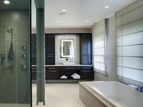 Дизайн великої ванної кімнати