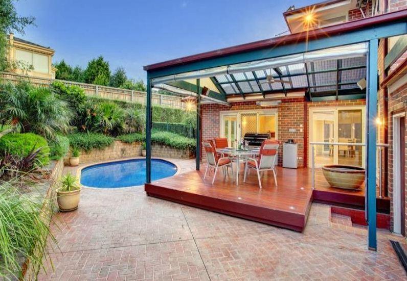 Красивые террасы на даче фото