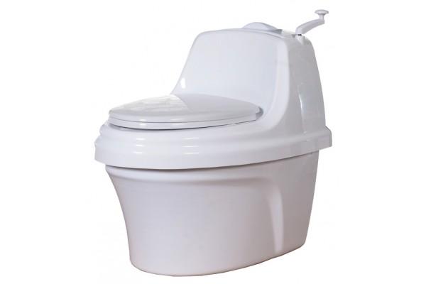 Торфяной туалет для дачи (биотуалет)