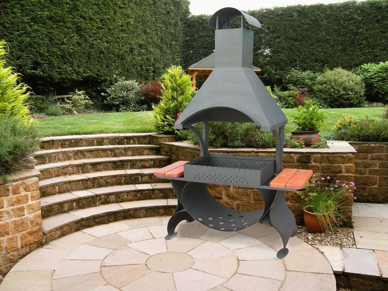Продажа металлических садовых барбекю проекты печей барбекю для беседок