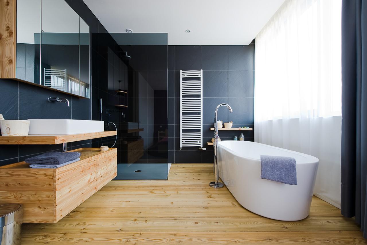 Design ideas for small bathrooms