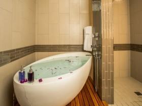 Ванная пакой сучаснага дызайну