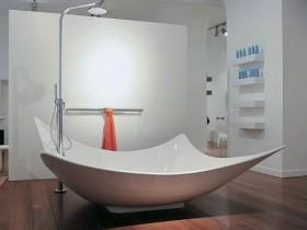 The original design of the bath