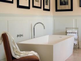 Сучасны дызайн ваннай