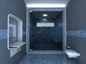 The idea of interior design bathroom