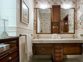 Bathroom design Victorian
