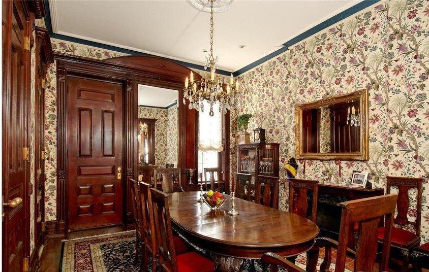 Foyer Office Victoria : Викторианский стиль в интерьере фото и основные черты