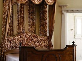 Decoration of the bed