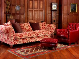 The Victorian style furniture