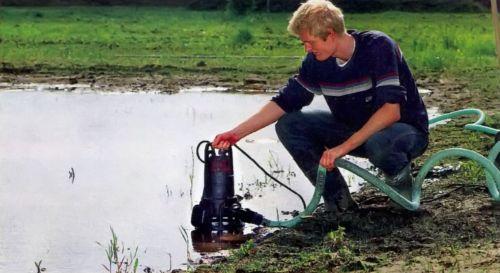 Особенности технических характеристик водяного насоса