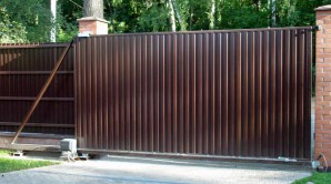 Equip your private home automatic swing and sliding gates, hand made