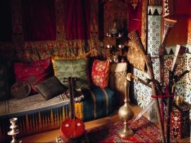 Eastern interior accessories