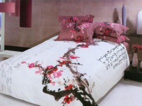 Design beds on the Eastern theme